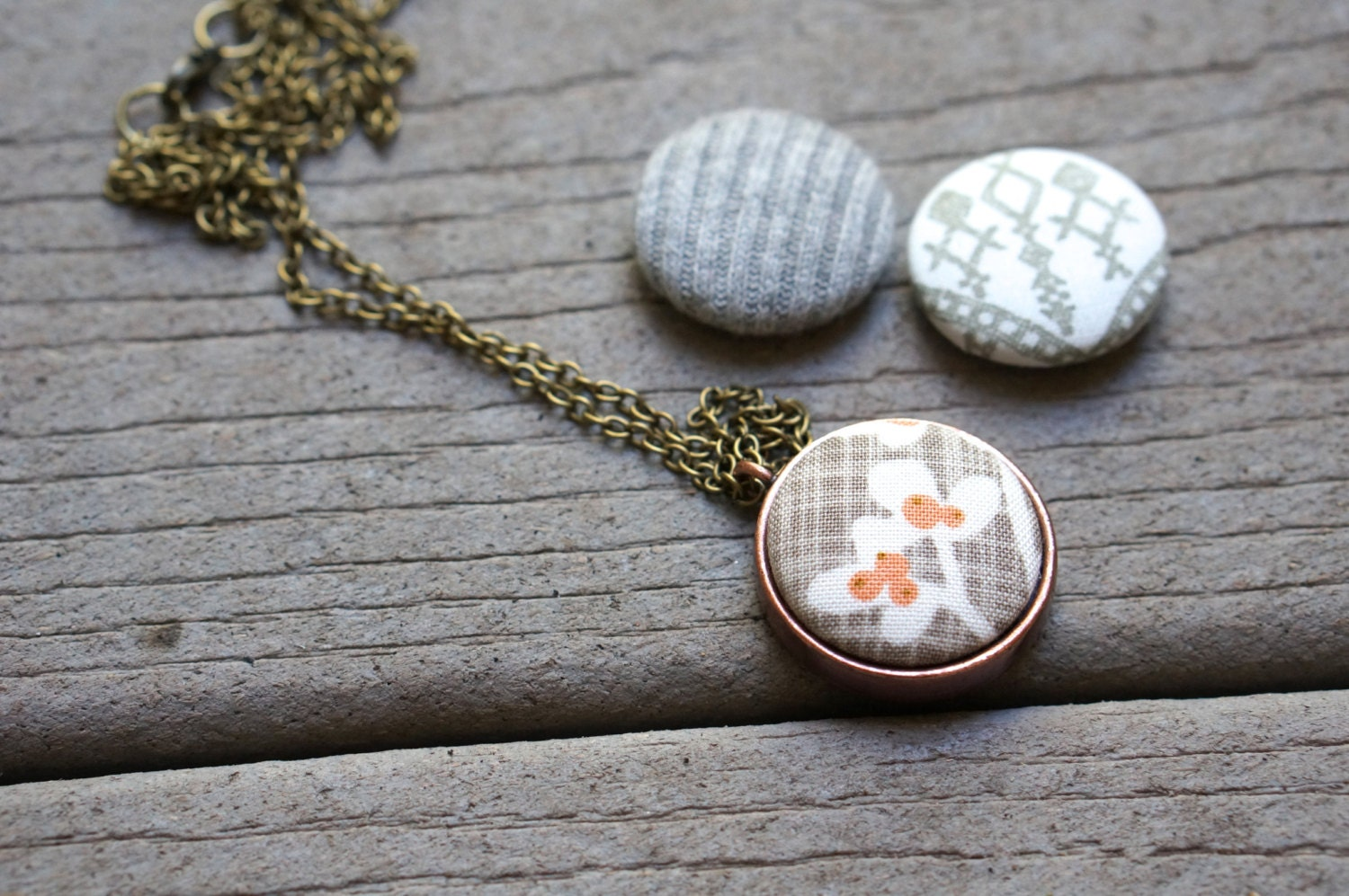 magnetic interchangeable necklace by mountainlove on etsy