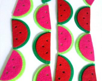 Custom Watermelon Garland