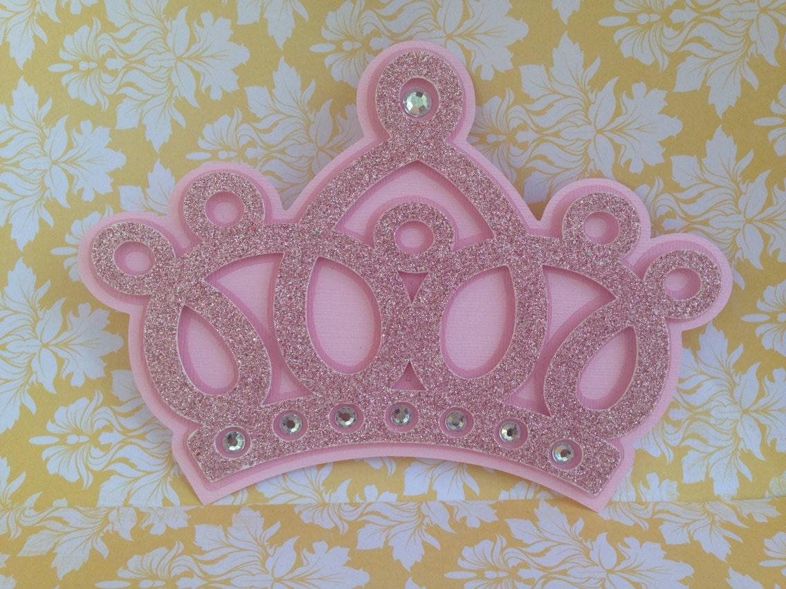 Birthday Princess Invitations with beautiful invitation template
