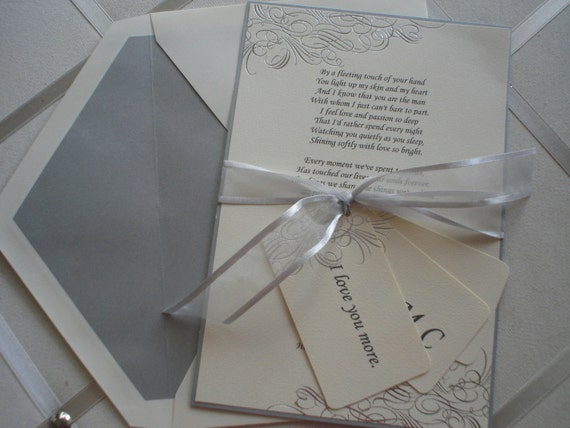 Day of Wedding Cards