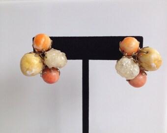 Vogue Vintage Clip Earrings