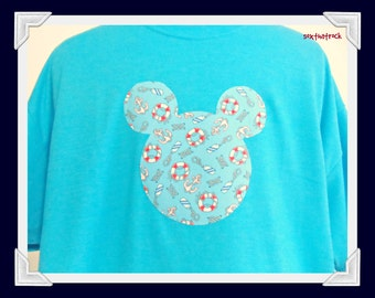 All Aboard! Disney Cruise Shirt for Boys - custom colors available - newborn sizes to 14 - matching gilrs, ladie's & men's also available