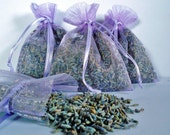 Organic Lavender Sachets grown in the Pacific Northwest United States