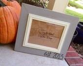 5x7 established frame Great for wedding gifts