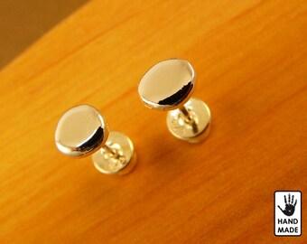 RAW Handmade Sterling Silver .925 Earrings in a gift box