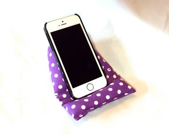 Smart Phone and iPod Pillow Stand