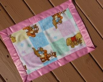 Lovey - Mini Blanket - Pooh, Tigger, and Piglet