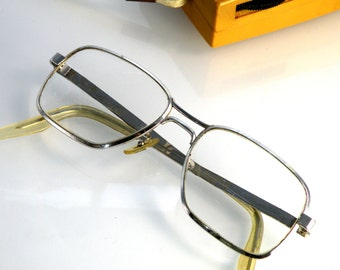 Vintage pair of Shur-On Eye Glasses 1970's Vintage