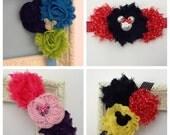 Custom Headband Made to Match YOUR Tie Dye Order