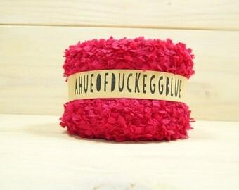 100 Yards of Pink Mini-Bunting Yarn