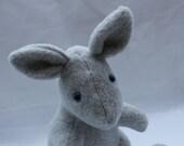 Little Grey Joey Kangaroo