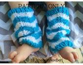 CHEVRON BABYLEGS - leggings - photoprop - PATTERN Only - Baby Legs