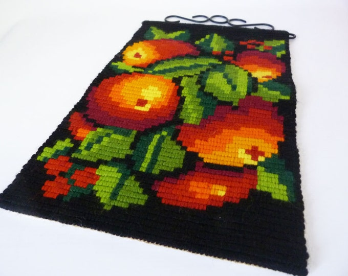 1970's Swedish tapastry wall hanging