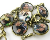 Graduation Gifts For Best Friends Bracelet - Friendship BFF Bracelet - BFF Gift - Personalized Photo Jewelry
