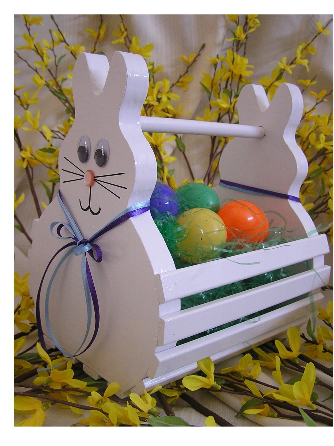 Handmade Wooden Easter Baskets : Moved permanently
