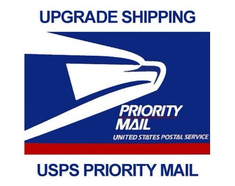 Upgrade for priority mail