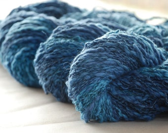 BLUE MOON Cotton Linen Yarn 100gr/3.5oz