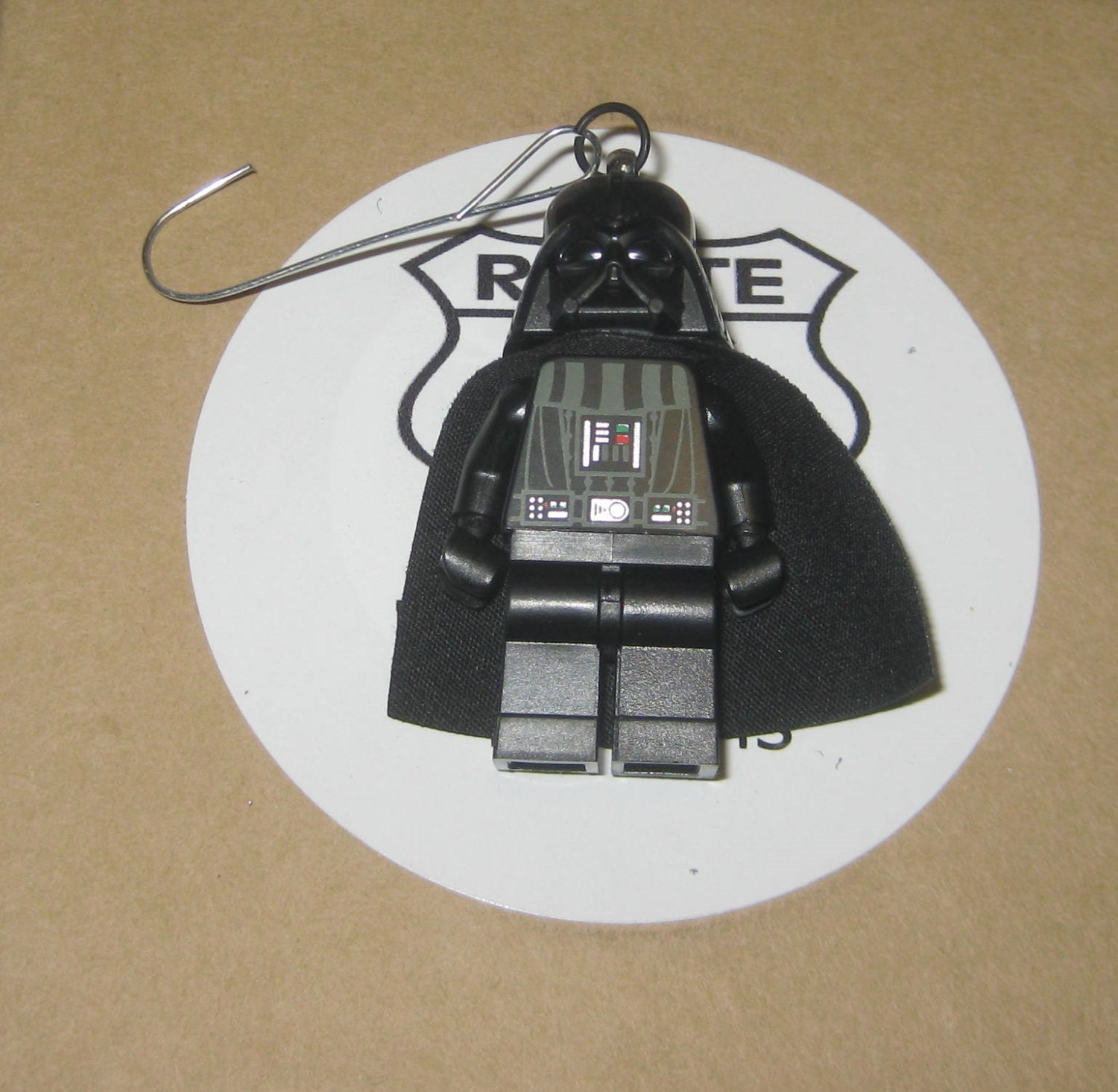 Star Wars Darth Vader LEGO Christmas Ornament by ...
