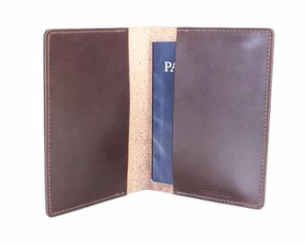 Gifts for Travelers, Travel Gifts, Travel Gifts for Couples, Couples Travel Gifts, Personalized Travel Gift, Two Pocket Passport Holder