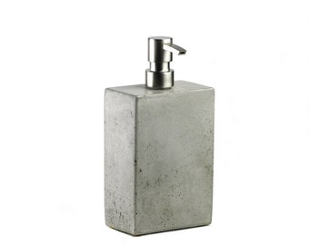 Concrete Soap Dispenser / Concrete Soap Pump