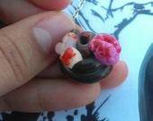 Zombie Poo Necklace