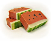Handmade Soap - Watermelon Handmade Soap with Shea Butter