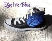 Shoe Wings - Electric  Blue  - for YouR SupeR HerO