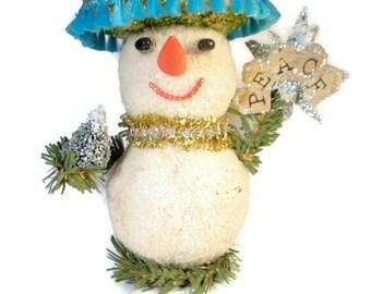 Mexican Hippie Snowman