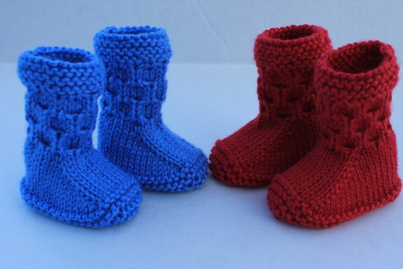 Lets Knit Ugg Boot Pattern Division Of Global Affairs