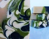Birch Forest Goat Milk Soap for Men