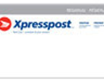 Expresspost expedited shipping