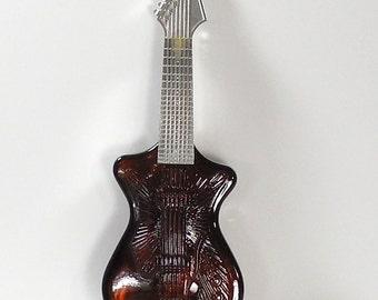 Avon Electric Guitar Decanter