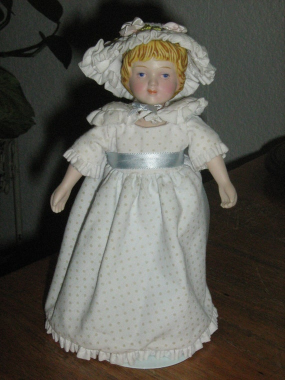 avon 1983 source of time collectibles porcelain doll