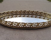 Ornate Vanity Mirror