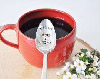 Mini Latte Mug- Coral Red