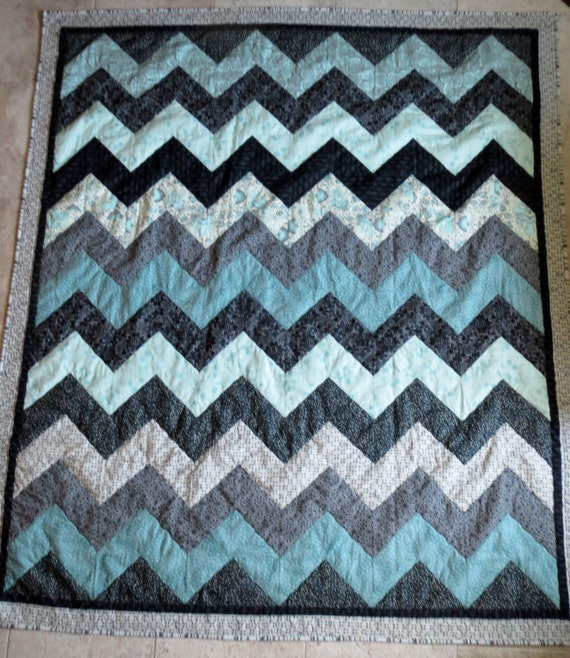 Clean image throughout free printable chevron quilt pattern