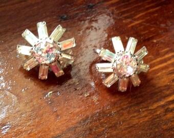 SALE...Delicate dazzle earrings