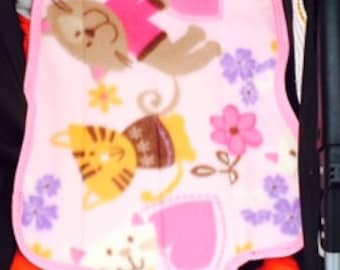 Toddler Waterproof Carseat Pad Kidz Wiz Padz - CATS