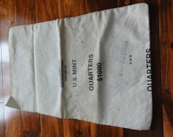 US Mint Quarter bag
