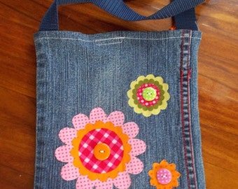 Recycled Denim Hipster
