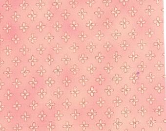 Lulu - Dainty in Blush by Chez Moi for Moda Fabrics