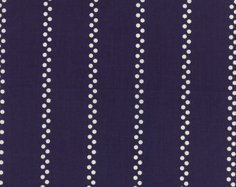 ALa Carte - Bistro Stripe in Navy by American Jane for Moda Fabrics