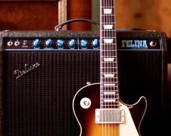 "Deluxe Amplification Handwired 22 watt Tube Amp ""Felina"""