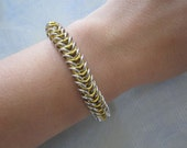 Box Chain Chain Maille Bracelet