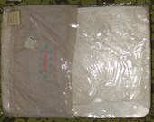 Vintage Sparkle Stockings New in Package.  Size 10 1/2 in Vanilla