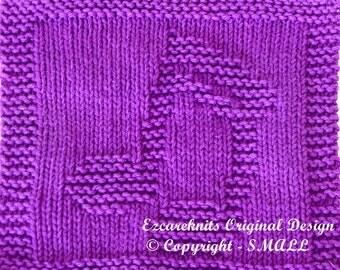 Knitting Cloth Pattern - MUSIC NOTE - PDF