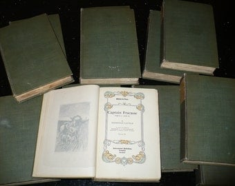 Theophile Gautier, The Works of, Mademoiselle Maupin, G. D. Sproul, 12 Books,  Books Sets & Collections, Literary Fiction,