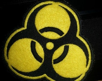 Bio Hazard Patch