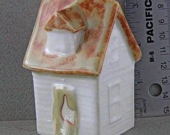 Porcelain Ceramic Small House