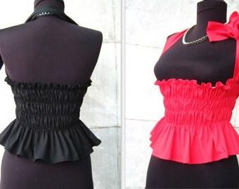 Corset-belt fabric